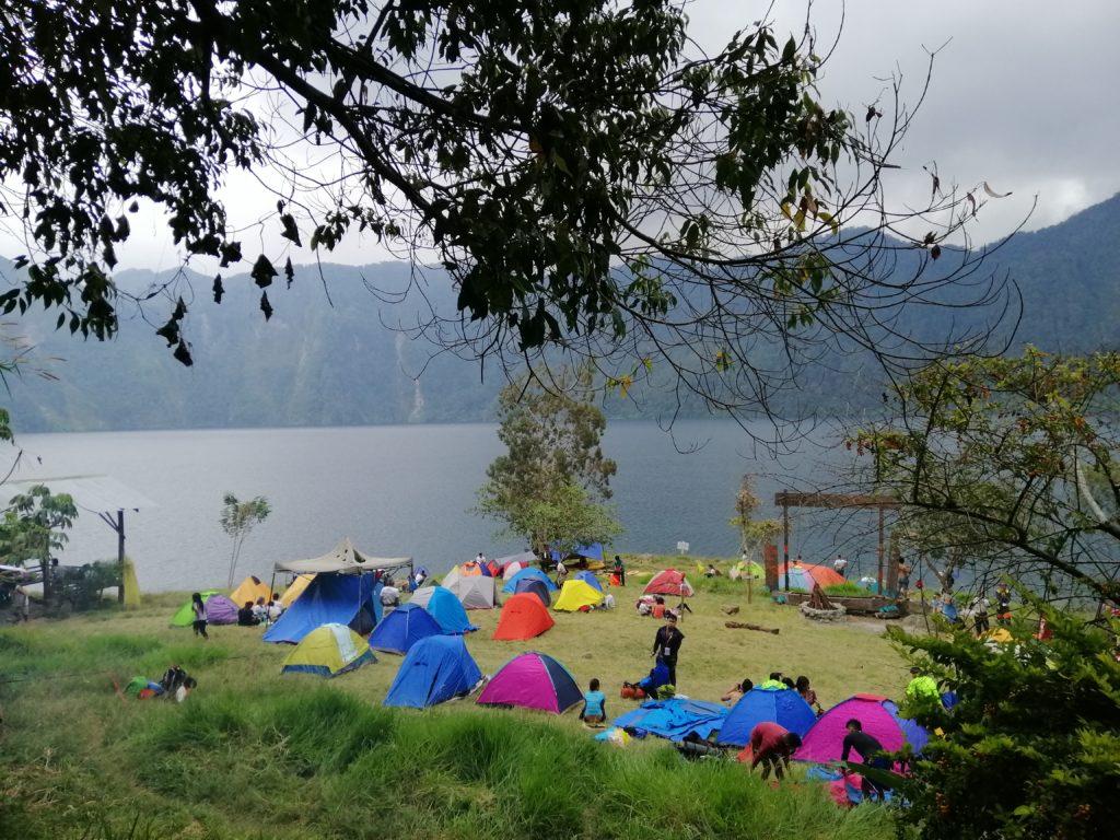 Lake Holon Camping Ground